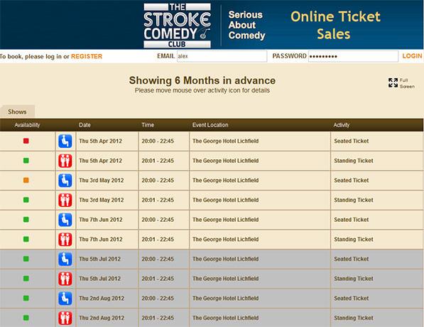 SportsBooker-Online-Booking-System