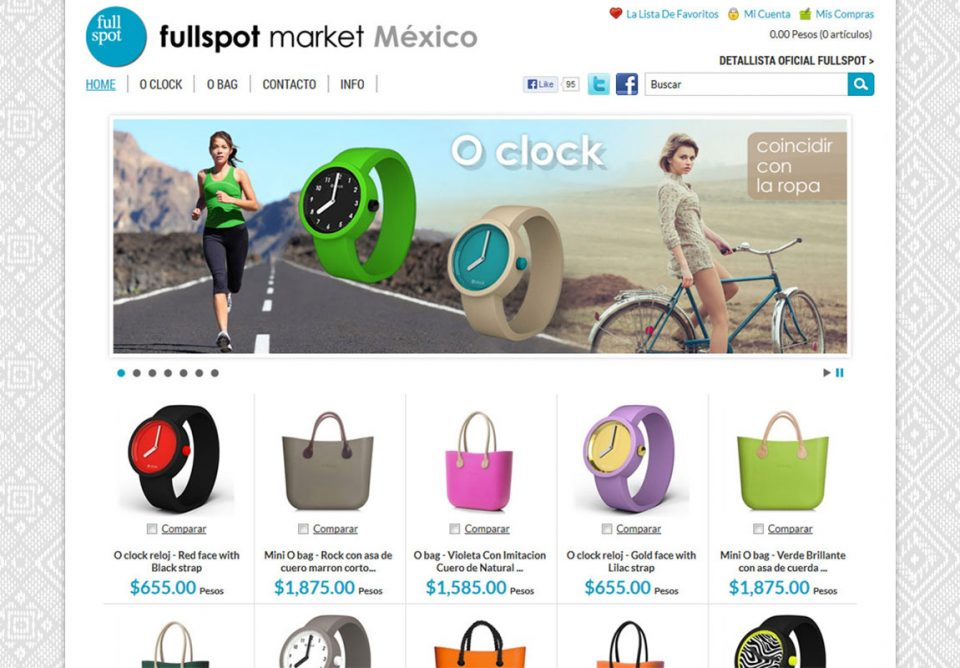 Project - Fullspot Mexico