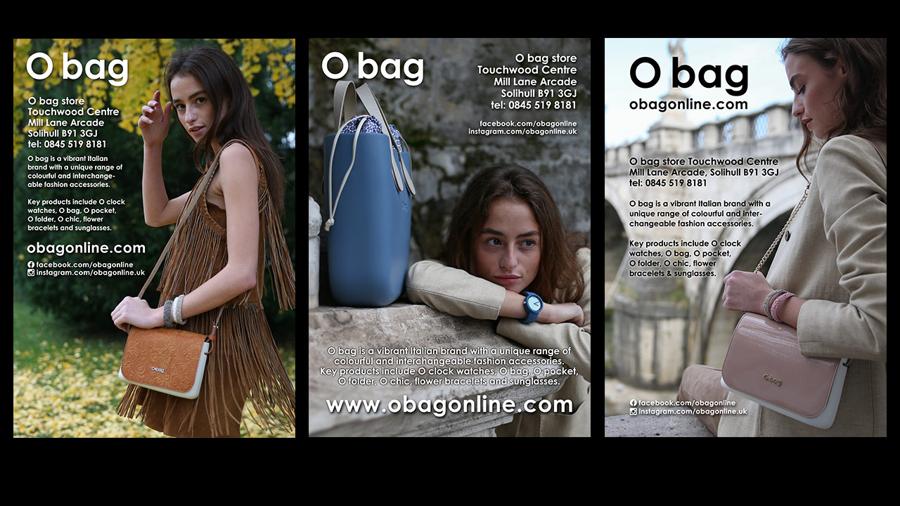 Project - O bag graphics