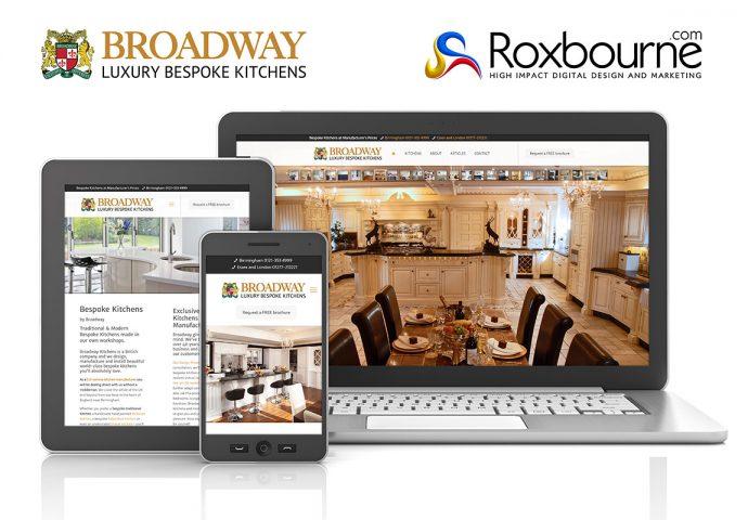 Project Broadway Kitchens Midlands