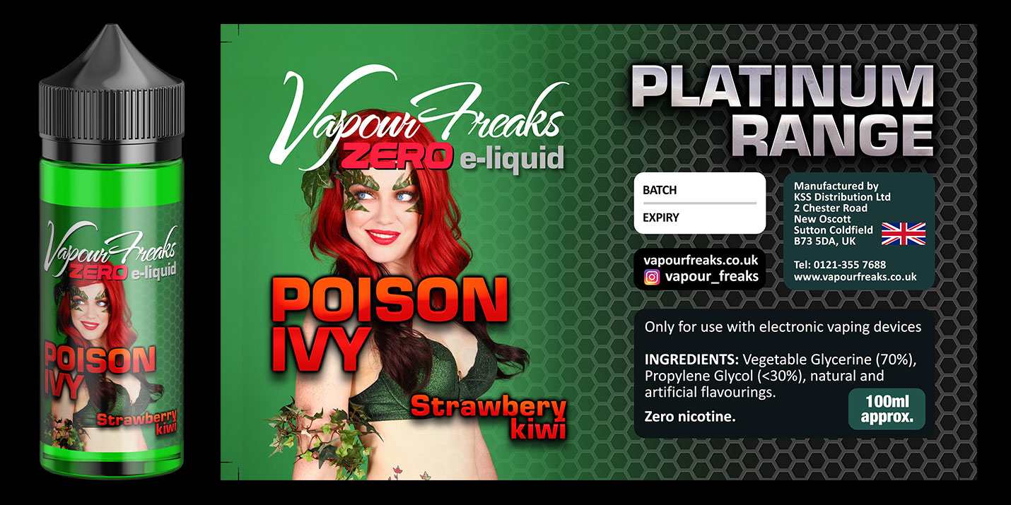Vapour Freaks graphic example 31