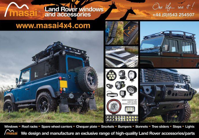 Project - Masai Omega Automotive