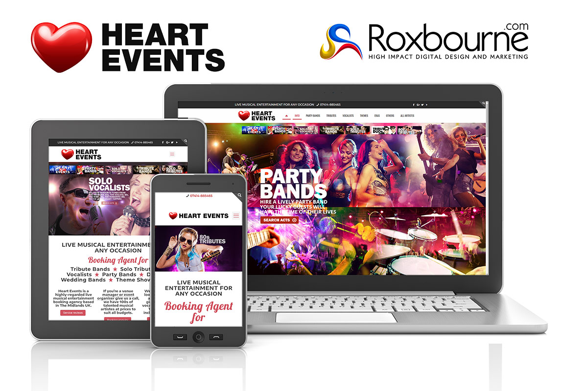 Project - Heart Events