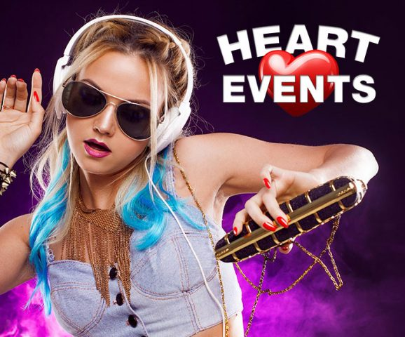 Roxbourne testimonial - Heart Events