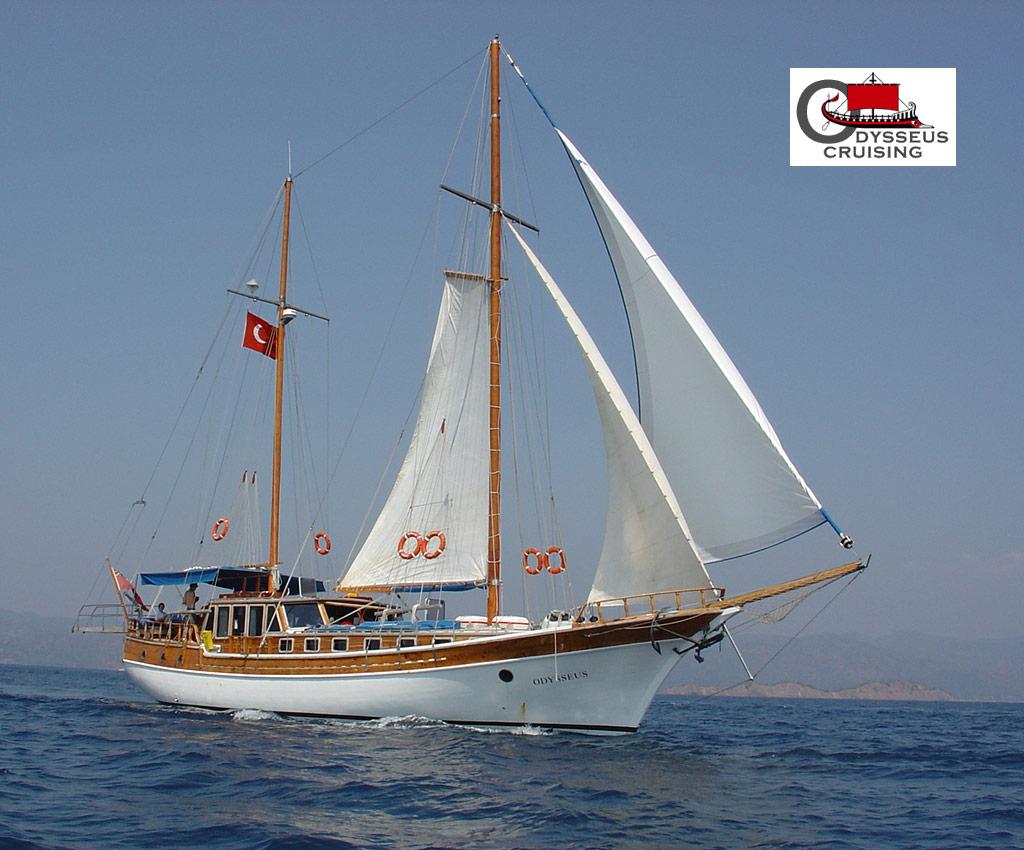 Testimonial - Odysseus Cruising