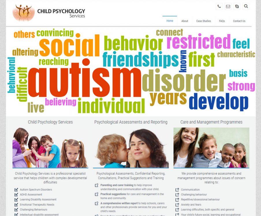 Testimonials - Child Psychology Services