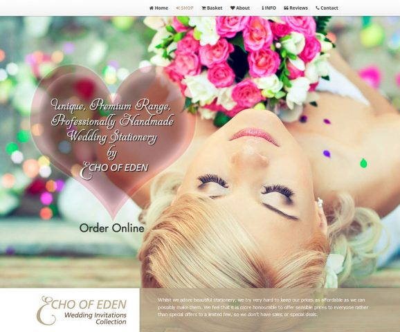 Testimonial - Echo Of Eden