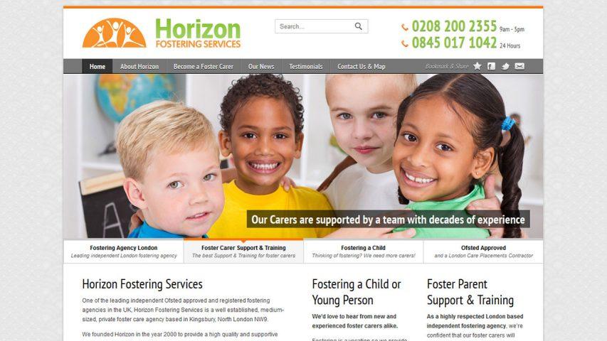Project - Horizon Fostering