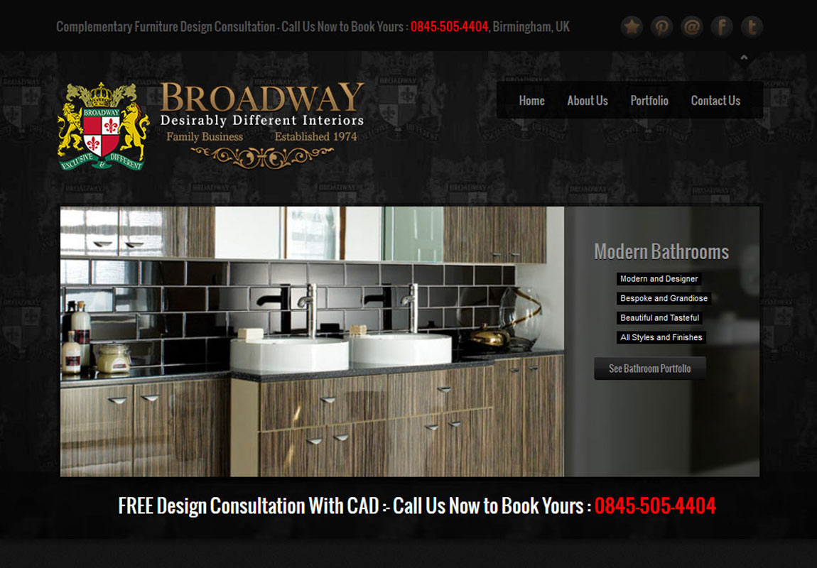 Project - Broadway Interiors