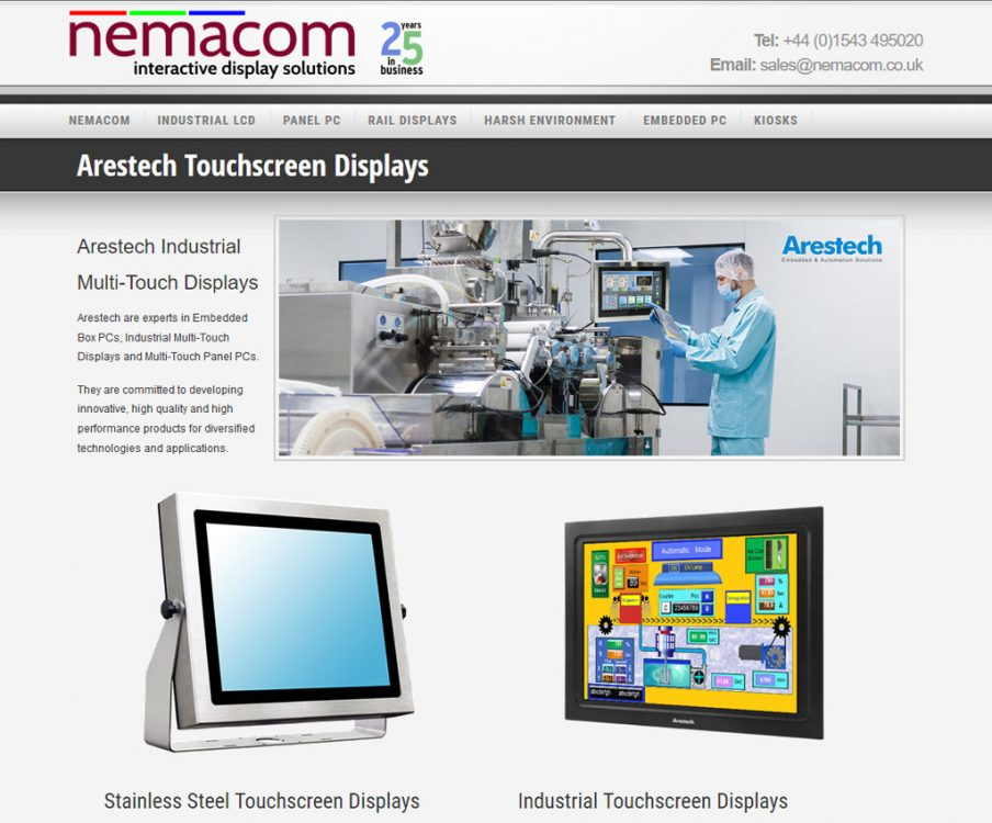 Testimonial - Nemacom Ltd