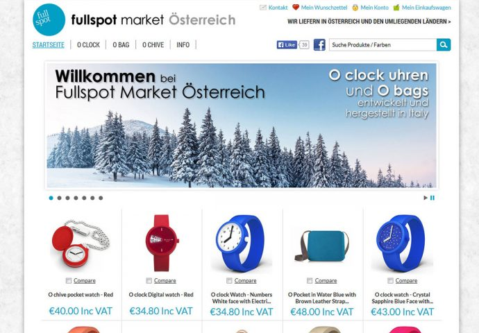 Project - Fullspot Austria