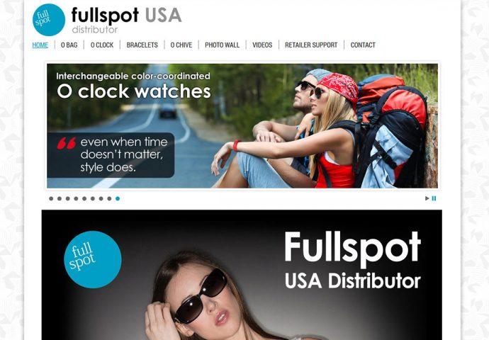 Project - Fullspot USA