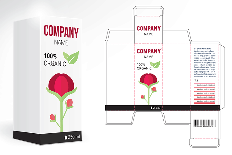 box packaging design services