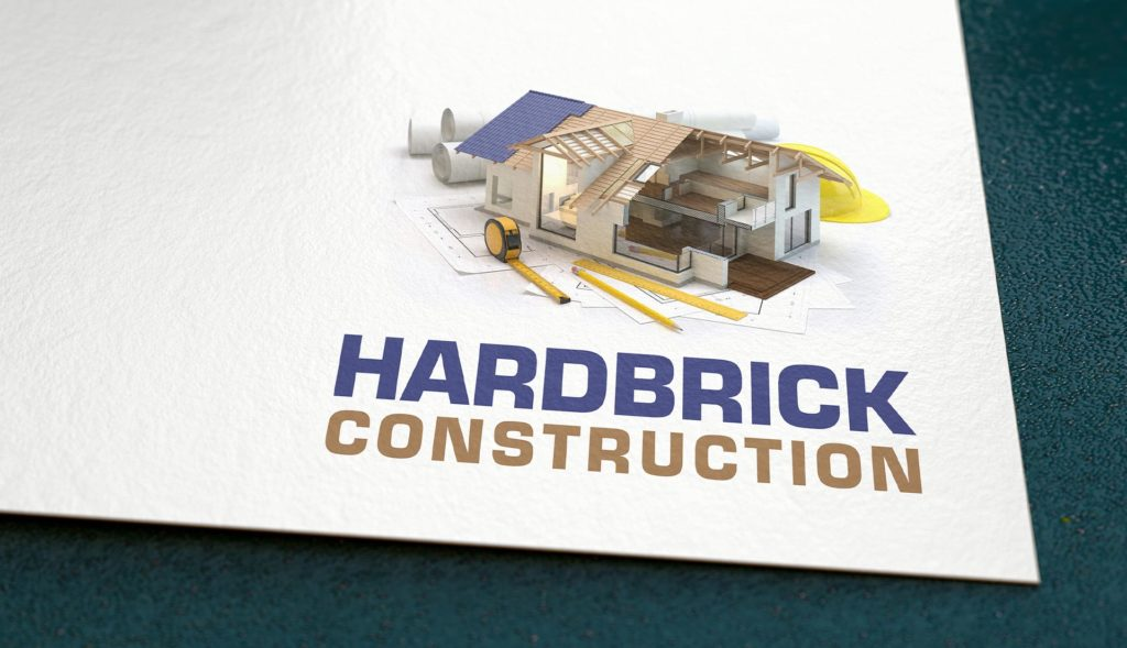 Hardbrick Construction logo