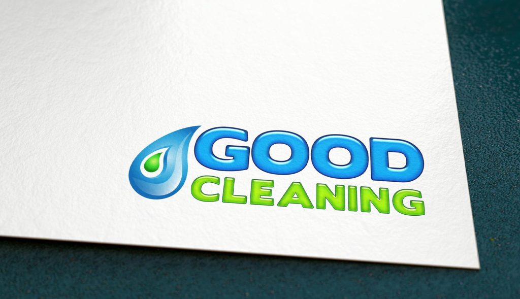 Good Cleaning Services logo